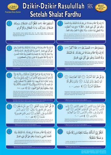 Image Result For Buku Fiqih Dzikir Pagi Petang